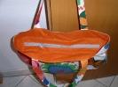 Tasche mit RV - Blick von oben
