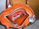 Tasche mit RV - Blick hinein
